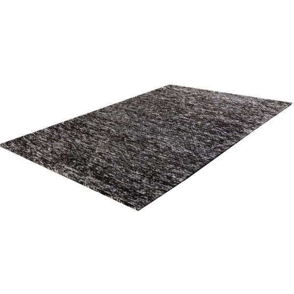 Teppich Handgefertigt Hochwertig 100 % Baumwolle Geflochten Meliert Creme Braun
